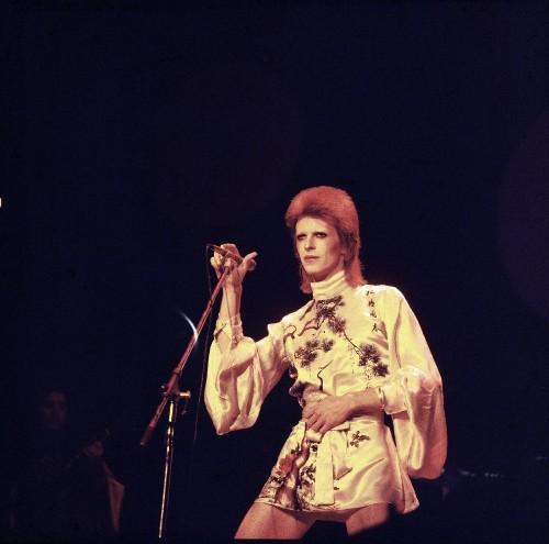 Artists, collaborators plan David Bowie 70th-birthday celebrations - Los Angeles Times