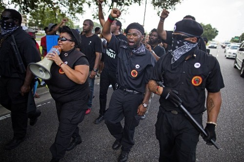 Who are the New Black Panthers? '60s radicals say new group doesn't embody their ideals