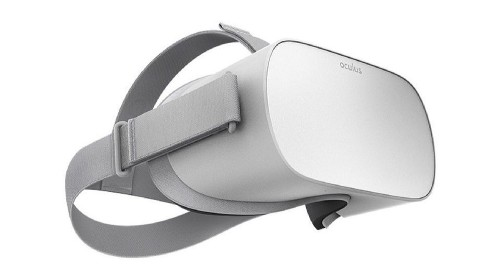Review: Oculus Go headset adds fun and virtual reality option for TV cord cutters - Los Angeles Times