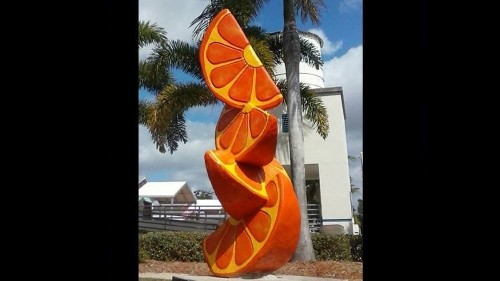 Newport arts commissioners make oranges top pick among potential sculpture exhibit additions
