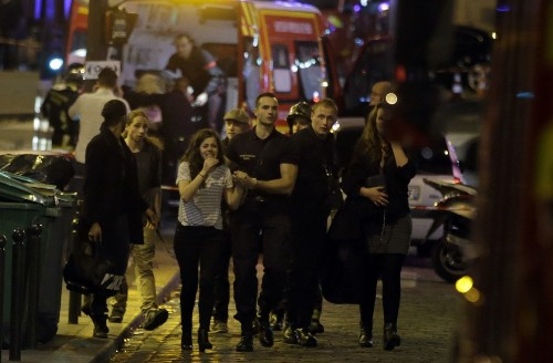 Attacks struck a diverse, non-touristy Paris enclave - Los Angeles Times