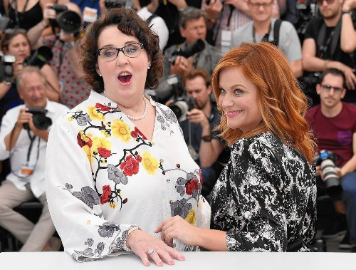 Voicing 'Inside Out' stirred emotions for Amy Poehler and Phyllis Smith