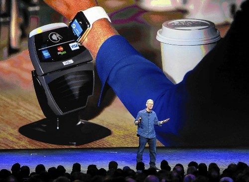 Can Apple turn its iPhone and Watch into a wallet?