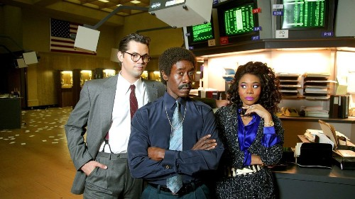 Showtime's 'Black Monday' takes an absurdist yet pointed look at 1980s Wall Street