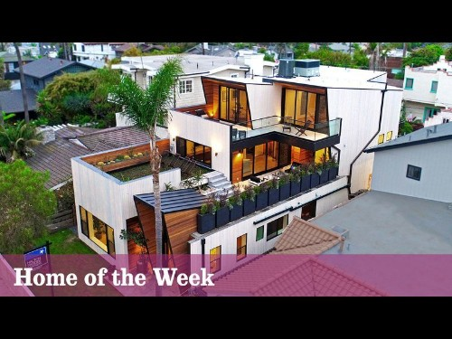Home of the Week: All aboard this modern build in Venice