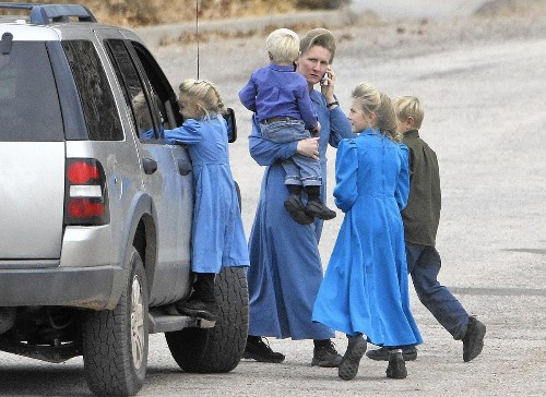 At trial, government accuses two towns of crimes in support of Warren Jeffs' sect
