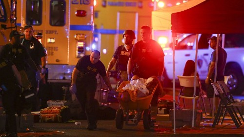 Police release more documents connected to the Las Vegas mass shooting