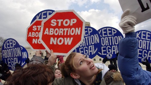 Abortion rights are settled law, not a bargaining chip for pro-life liberals - Los Angeles Times