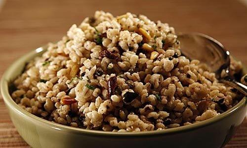 Recipe: Mediterranean barley salad - Los Angeles Times