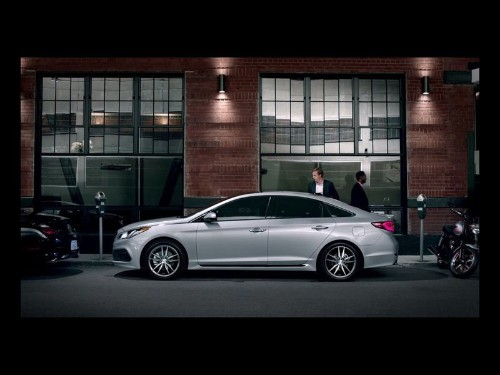Review: Hyundai's sensible 2015 Sonata fails to excite - Los Angeles Times