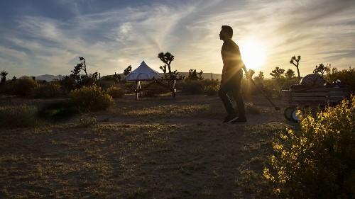 Joshua Tree was once a sleepy high desert community. Now it's a vacation rental destination
