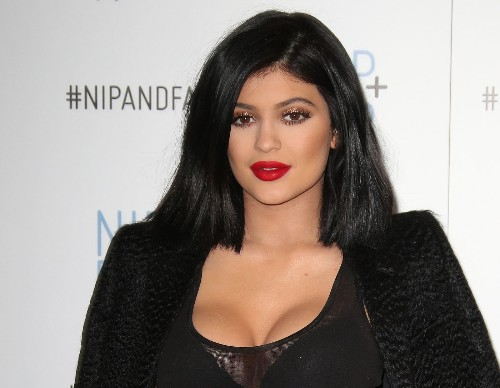 Kylie Jenner addresses pucker-punishing #KylieJennerChallenge