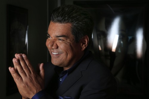 George Lopez arrested in Canada after passing out drunk - Los Angeles Times