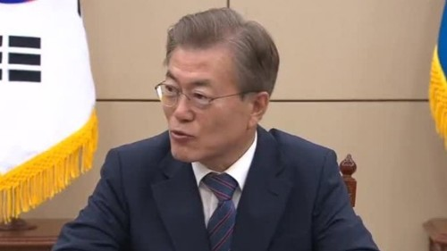 South Korea's president launches investigation into U.S.-backed missile system