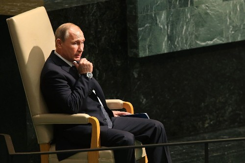 What does Russia want in Syria?