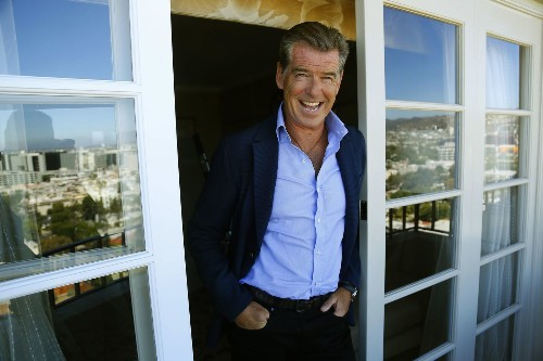 In 'November Man' Pierce Brosnan gets tougher with age - Los Angeles Times
