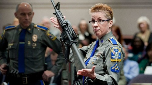 Why allowing gun makers to be sued for the misuse of their products makes no sense