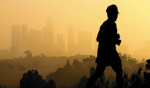 Southern California air quality board is sued over adoption of industry-friendly smog rules