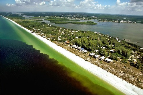 Massive 'Florida red tide' is now 90 miles long and 60 miles wide