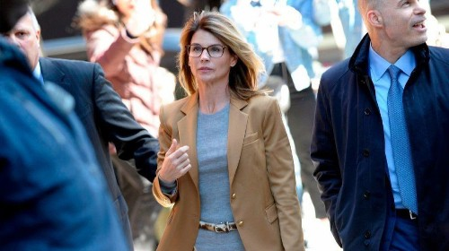 Lori Loughlin and husband could face legal conflict with USC over admissions scandal