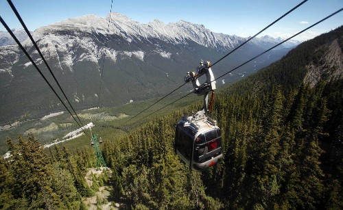 Canada: In Banff, stunning vistas, fairytale hotels and elk nachos