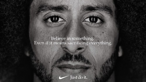 Nike took a calculated risk with Colin Kaepernick ad, experts say - Los Angeles Times