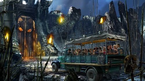 King Kong roars back to life with new ride at Universal's Islands of Adventure - Los Angeles Times