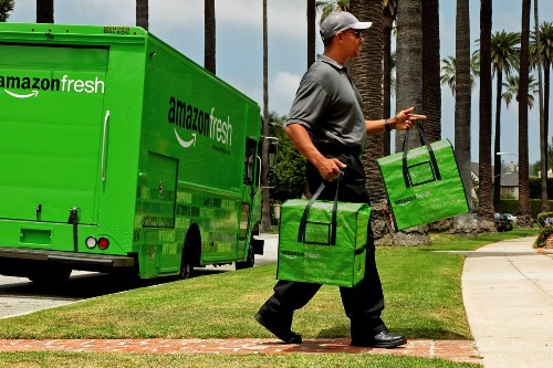Amazon is testing farmers market produce delivery
