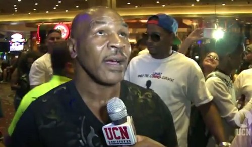 Mike Tyson: Floyd Mayweather Jr. is 'delusional,' not greater than Ali - Los Angeles Times