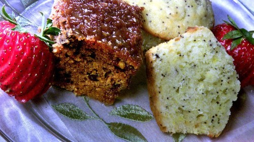 Try this lemon poppy seed muffin recipe for a quick breakfast or snack