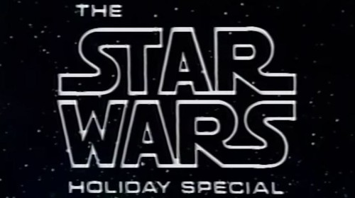 'The Star Wars Holiday Special' aired only once. 40 years later, it's still weird