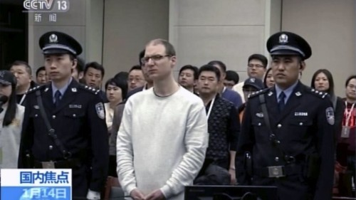 Canadian sentenced to death in China, escalating a bitter diplomatic row - Los Angeles Times