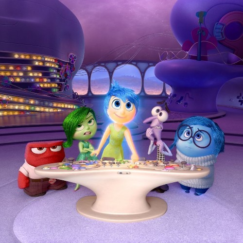 'Inside Out' tops dinos, Tatum and Schwarzenegger at the box office