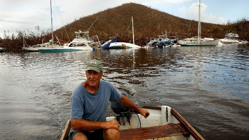 In Irma-devastated Virgin Islands, resolve blends with worry of being forgotten - Los Angeles Times