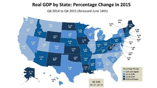 If California's a 'bad state for business,' why is it leading the nation in job and GDP growth?