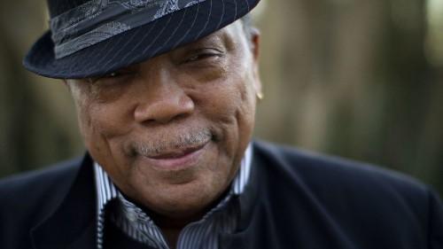 Quincy Jones kicks off jazz concert series celebrating summer of 'Black Power'