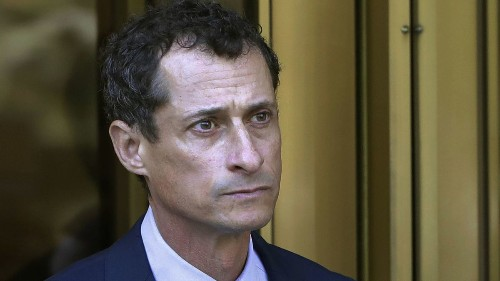 Anthony Weiner released from New York City halfway house
