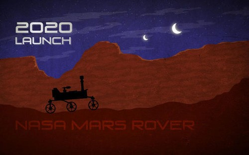 NASA gets some funding for Mars 2020 rover in federal spending bill