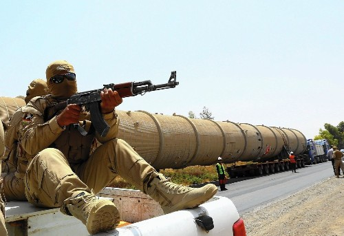Iraq, Kurds agree on oil deal, uniting to fight Islamic State - Los Angeles Times