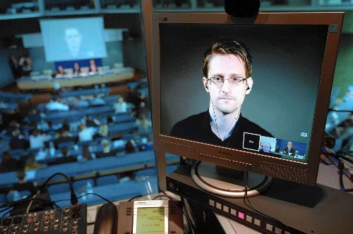 NSA leaker Edward Snowden seeks return to U.S., on his terms