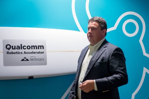 10 drone and robot start-ups move onto Qualcomm campus for the summer