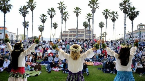Celebrating Easter Sunday in Los Angeles, Orange counties