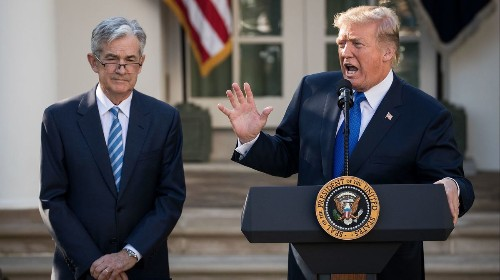 White House explored legality of demoting Fed Chairman Powell