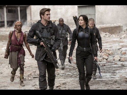 Meet the men who designed the costumes for the last two 'Hunger Games' movies - Los Angeles Times
