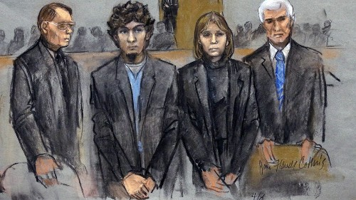 Death sentence for Dzhokhar Tsarnaev brings relief to many in Boston