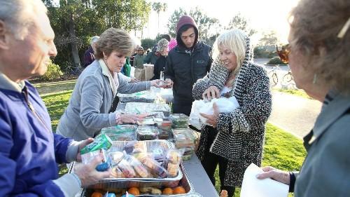 Dana Point leaders tell charity to stop feeding homeless