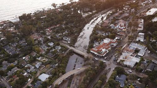 Edison sues Santa Barbara County over last year's deadly mudslides - Los Angeles Times