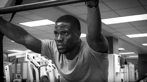 How did Kevin Hart get so ripped? With workouts that are no joke
