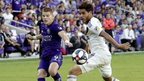 Jonathan Dos Santos early goal lifts Galaxy past Orlando City
