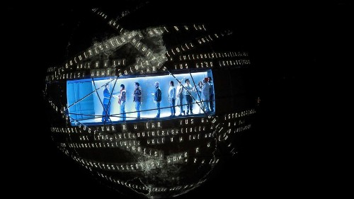 Review: 'Atlas' needs no words to astonish as the L.A. Phil wraps its centennial season